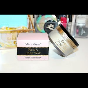 """Too Faced """"Born this way"""" Ethereal Setting Powder"""